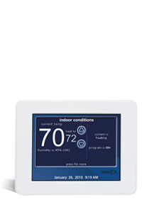 Description: icomfort Touch Digital Programmable Thermostat